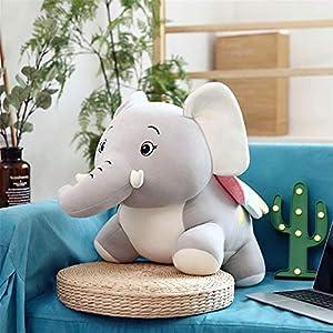 zbinbin Juguetes de Peluche Muñecas Dumbo Lindas Siestas Almohadas Suaves Decoración para el hogar Regalos creativos