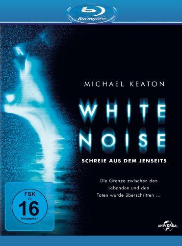 White Noise - Schreie aus dem Jenseits [Blu-ray]