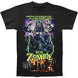 download ebook grossbull rob zombie men's room in hell t-shirt black medium pdf epub
