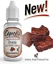 Capella Aroma 13ml DIY Chocolate Fudge Brownie V2