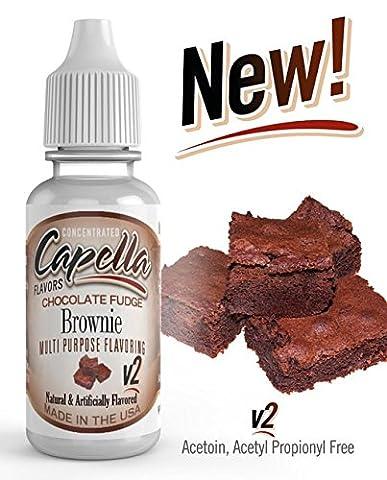 Chocolate Fudge Brownie v2 - Capella Aroma