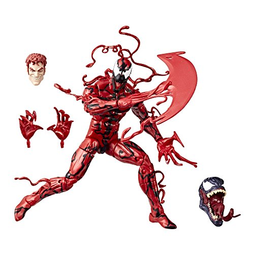 Marvel Legends: Venom Series - Carnage Action Figure
