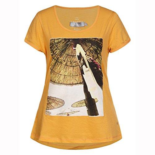 LUHTA T-shirt Hille Orange - orange