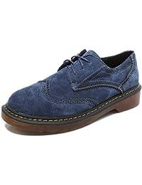 Smilun Lady de Full Brogue Zapatos Oxford Zapatos Derby Classic Flats Punta Redonda,