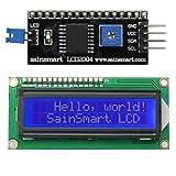 SainSmart IIC/I2C/TWI 1602 Serial LCD Modul Display Für UNO Mega2560 1280 Duemilanove R3 AVR ATMEL Robot *Neu*