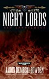 Warhammer 40.000 - Night Lords (Der Sammelband): Seelenjäger - Bluträuber - Tod in der Leere