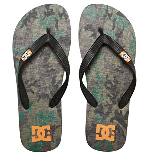 DC Shoes Spray Graffik, Sandales hommes Camo