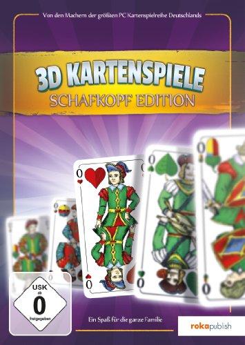 3D Kartenspiele Schafkopf Edition