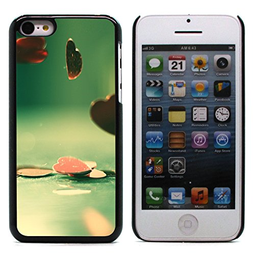 Graphic4You Stick People love drawing Design Harte Hülle Case Tasche Schutzhülle für Apple iPhone 5C Design #12