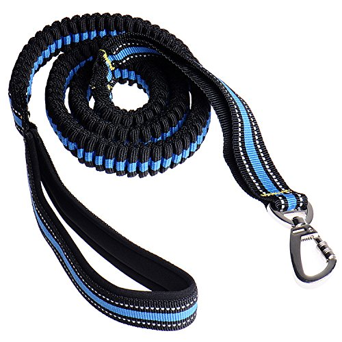 pet-dog-reflektierende-elastic-walking-leine-dehnbares-nylon-gurt-gurtel-fur-grosse-hunde