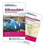 Nilkreuzfahrt Von Luxor bis Assuan: MERIAN live! - Mit Kartenatlas im Buch und Extra-Karte zum Herausnehmen - Michel Rauch