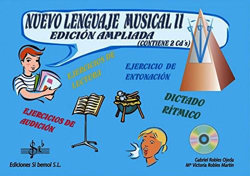 SIBEMOL - Nuevo Lenguaje Musical 2º (Inc.2 CD) (Robles)