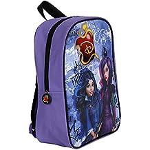 Perletti 13735 - Mini mochila de niña de la serie animada Disney Descendientes, ...