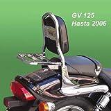 SPAAN - Respaldo con Porta - Hyosung Aquila 125 Gv (Hasta-Until 2006)