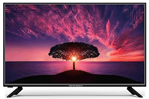 Tristan Auron 81 cm (32 Zoll) Fernseher TV (Triple Tuner, 720p HD-Ready, 200 Hz, LED-Backlight)
