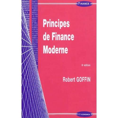 Principes de Finance Moderne - 6 ED.