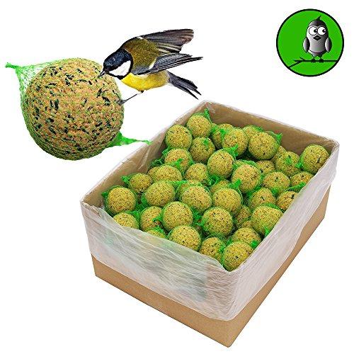 """100 x 90 g = 9 kg Meisenknödel Marke """"Vogelfood"""""""