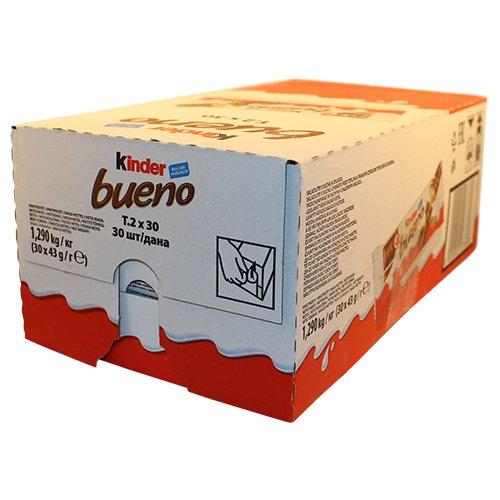 kinder-bueno-2-bars-43g-x-case-of-30