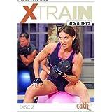 Cathe XTrain Bi's and Tri's DVD - Region 0 worlwide