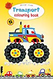 Best Coloring Books For Kids - Transport Colouring Book (Giant Book Series): Jumbo Sized Review