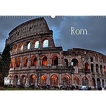 Rom (Wandkalender 2018 DIN A3 quer): Rom - die ewige Stadt mit seinen zahlreichen antiken Sehenswürdigkeiten. (Monatskalender, 14 Seiten ) (CALVENDO Orte) [Kalender] [Jan 24, 2013] Kruse, Joana