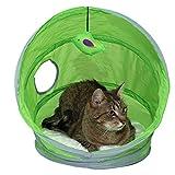 Zooplus Cat Kitten Pop Up Tent Bed Den House Home Pet Cat Camping Tent
