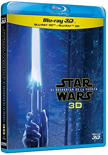 Star Wars. Episode VII: The Force Awakens (STAR WARS: EL DESPERTAR DE LA FUERZA, Importé d'Espagne, langues sur les détails)