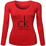 New Calvin Klein For Ladies Womens Long Sleeves Outlet