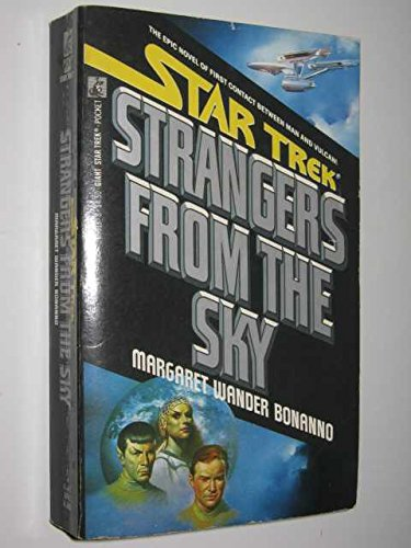 Cover of Strangers From The Sky (Star Trek)