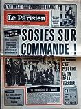 Telecharger Livres PARISIEN LIBERE LE No 11288 du 05 01 1981 L ATTENTAT DE LA RUE CAMBON POURQUOI CHANEL ON A VOULU ATTEINDRE LE SYMBOLE DU PRESTIGE FRANCAIS EINSTEIN OU HITLER DES SAVANTS POURRAIENT REPRODUIRE UN MODELE D HOMME EN GRANDE SERIE SOSIES SUR COMMANDE FOOTBALL LE MASSACRE D URUGUAY ITALIE LES CHAMPIONS DE L ANNEE L EVENTREUR DU YORKSHIRE C EST PEUT ETRE LA FIN DE LA TERREUR (PDF,EPUB,MOBI) gratuits en Francaise