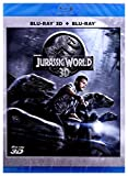 Jurassic World [Blu-Ray]+[Blu-Ray 3D] [Region Free] (IMPORT) (Nessuna versione italiana)