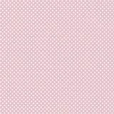 Baumwollstoff Mini Sterne Rosa Webware Meterware Popeline