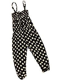 OverDose Niño Niños Niñas Verano Summer Strap Romper Jumpsuit Harem Pantalones Ropa Trajes