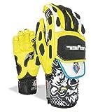 Handschuh Level Race Artikel 3008ug, Herren, gelb