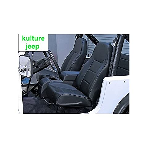 Siège avant fixe Jeep CJ7 & Wrangler YJ TJ