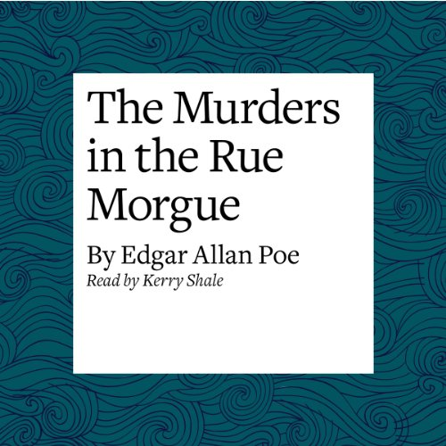 The Murders in the Rue Morgue  Audiolibri