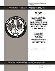 ATTP 3-34.84 MDO Multi-Service Tactics, Techniques, and Procedures for Military Diving Operations (English Edition)