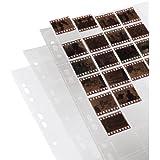 Hama 00002032 Feuillets-pochettes en polypropylène pour négatif 24 x 36 mm