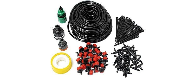 Equipos de riego autom tico jard n accesorios - Kit de riego automatico ...