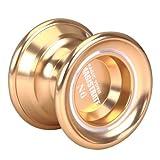 MAGIC YOYO N6 Golden Aluminum Alloy Meta...