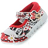 Minnie Mouse Orleans Girls Canvas Shoes