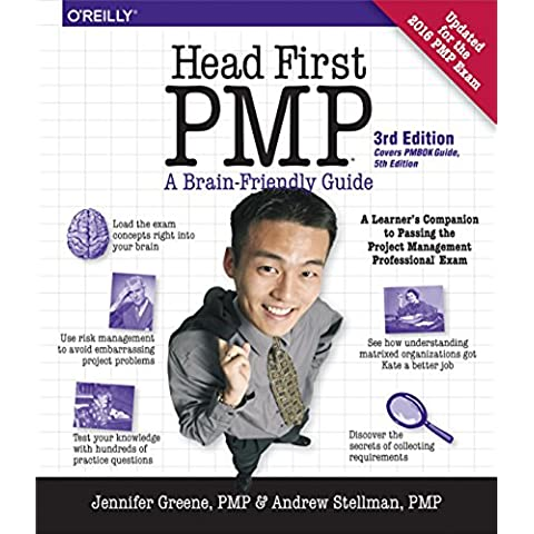 Head First PMP: A Learner's Companion to Passing the Project Management Professional Exam - Head First Software