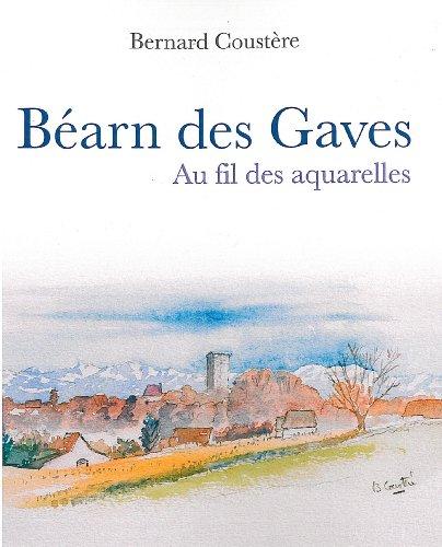 Béarn des Gaves Au fil des aquarelles