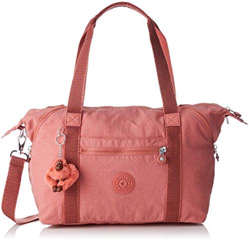 Kipling - Art, Bolsos maletín Mujer, Rosa Dream Pink