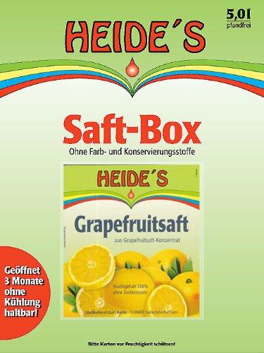 Grapefruitsaft, 5 Liter