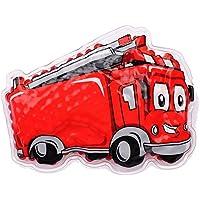 Kühlpad Wärmepad mehrfach Kompresse Kühlkissen Kinder wärmen kühlen Feuerwehrauto preisvergleich bei billige-tabletten.eu