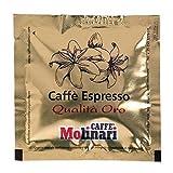 Caffè Molinari Oro 'Lungo' - 150 ESE Kaffeepads (Pods) für Café Crème (1 x 975 g)