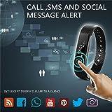 VeryFit - Smartwatch per attività sportive, con contapassi, monitoraggio del sonno, stile Alta,...