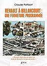 Renault à Billancourt : une fermeture programmée par Patfoort