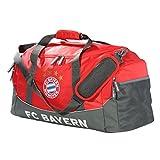 FC Bayern München Sporttasche + FC Bayern München Aufkleber